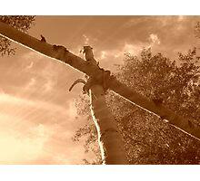 Beautiful Cross Photographic Print