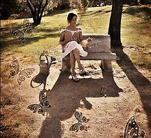 Butterfly Vision by Erica Yanina Lujan
