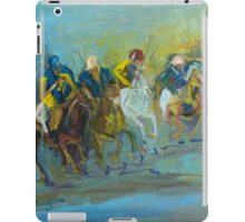 The Polo Game - Victoria Australia iPad Case/Skin