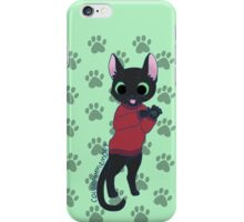 Sweatercats Mister Lincoln iPhone Case/Skin