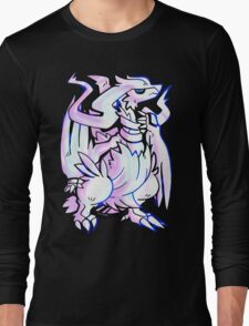 Pokemon - The Legendary Reshiram Long Sleeve T-Shirt