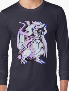 Pokemon - The Legendary Reshiram Long Sleeve T-Shirt