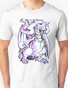 Pokemon - The Legendary Reshiram Unisex T-Shirt