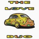 THE LOVE BUG by zacco
