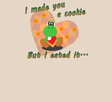 Yoshi Eated the Cookie Unisex T-Shirt