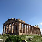 """""""Temple E"""" - Archaeological Park of Selinunte, Sicily by jules572"""