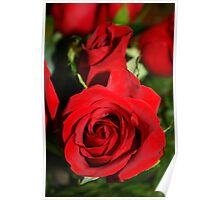 As Red As The Rose Can Get Poster
