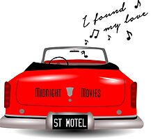 Saint Motel - Midnight Movies by itsgmarie