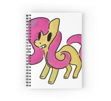 flutterhorse Spiral Notebook