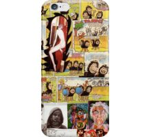 Collage with Distinction. iPhone Case/Skin