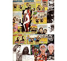 Collage with Distinction. Photographic Print