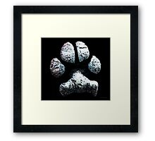 Animal Lovers - South Paw Framed Print