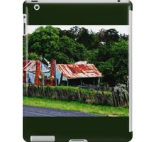 Old Cottages, Hill End iPad Case/Skin