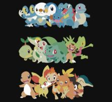 Choose Your Starter by xJacky2312x