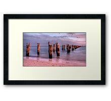 Clifton Springs  Framed Print