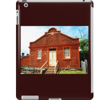 Royal Hall, Hill End iPad Case/Skin