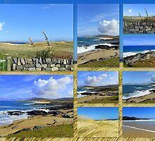 Harris Beaches  by ©The Creative  Minds