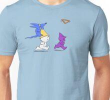 Triangle Toss Unisex T-Shirt
