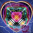 electric heart aurora by LoreLeft27