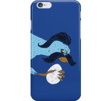 Nietzsche Pigeon considers Free Will iPhone Case/Skin