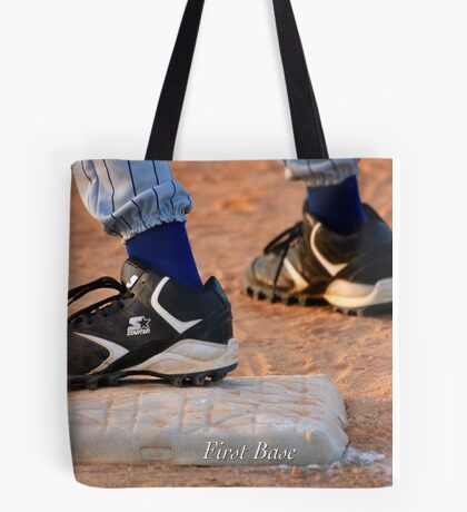 First Base Tote Bag