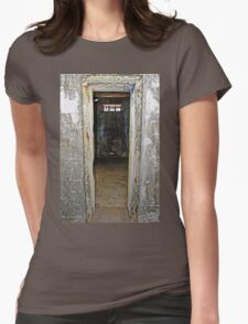 Jail -Cell Womens Fitted T-Shirt