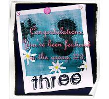 Congratulations #3 Poster