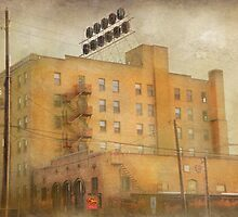 Baxter Hotel, Bozeman, MT by Kay Kempton Raade