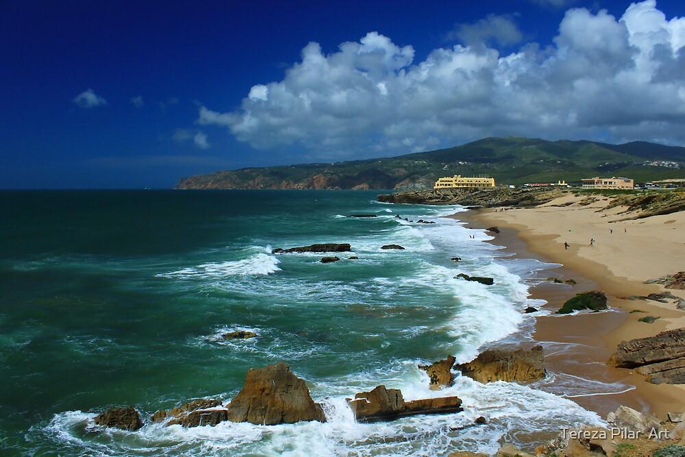 Guincho beach by terezadelpilar ~ art & architecture