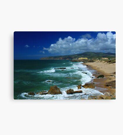 Guincho beach Canvas Print