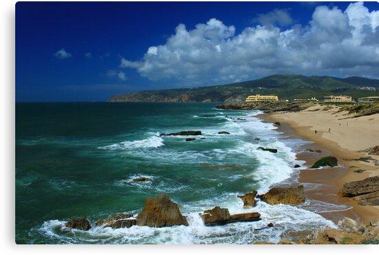 Guincho beach by terezadelpilar~ art & architecture