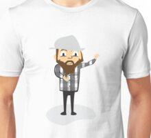 Fred R. on Sunset Blvd Unisex T-Shirt