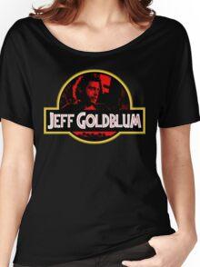 JURASSIC GOLDBLUM Women's Relaxed Fit T-Shirt
