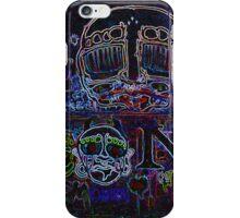 GRAFFITI ART DESIGN iPhone Case/Skin