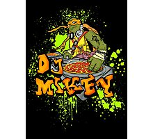DJ Mikey Photographic Print