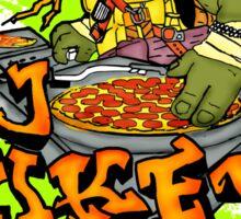DJ Mikey Sticker