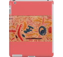 Mat 3 iPad Case/Skin