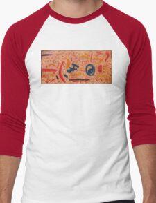 Mat 3 Men's Baseball ¾ T-Shirt