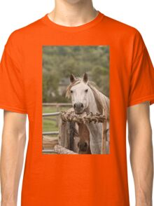 Over here - Silver Creek Ranch, Ottawa, Ont Classic T-Shirt