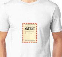 Secret File Unisex T-Shirt