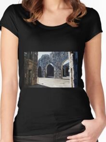 Trial Bay Gaol Women's Fitted Scoop T-Shirt
