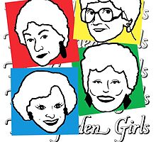 The Golden Girls by cursis
