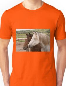 Abigail & Daisy - Silver Creek Ranch, Ottawa, Ont Unisex T-Shirt