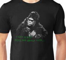 Bollo fears...Mighty Boosh Unisex T-Shirt