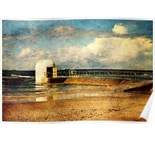Pumphouse By The Sea Poster