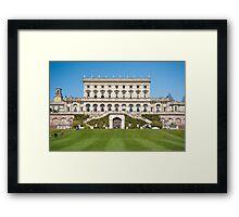 Cliveden House Detail Close-Up Framed Print
