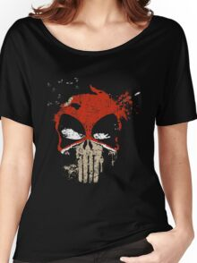 PUNISHMENT BY CHIMICHANGA Women's Relaxed Fit T-Shirt