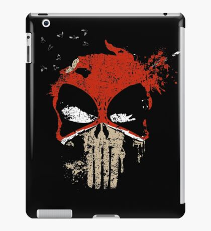 PUNISHMENT BY CHIMICHANGA iPad Case/Skin