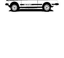 Fiat 128 3P Berlinetta Sport '78-'79 by garts