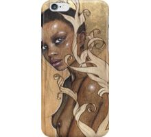 Silphium I iPhone Case/Skin